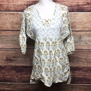 Dignity Not Charity Tunic